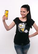 náhled - Energy drink dámské tričko
