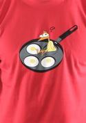 náhled - Kuře pánské tričko