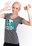 náhled - U Hannibala dámské tričko