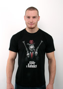 náhled - Kmotr pánské tričko – nový střih