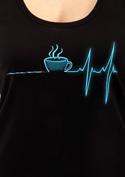 náhled - Coffee help dámské tílko