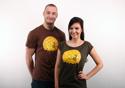 náhled - Včelí univerzita pánské tričko