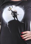 náhled - Mimoní král dámské tričko