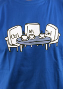 náhled - Nerozluční kamarádi pánské tričko