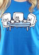 náhled - Nerozluční kamarádi dámské tričko
