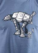náhled - AT-AT pánské tričko - nový střih