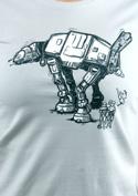 náhled - AT-AT dámské tričko