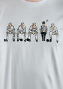 náhled - Nevinen šedé pánské tričko