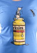 náhled - Herkules dámské tričko