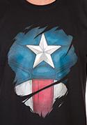 náhled - Captain Inside pánské tričko - nový střih