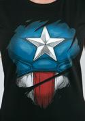náhled - Captain Inside dámské tričko