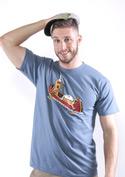 náhled - Rumáci pánské tričko
