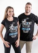 náhled - Driver dámské tričko klasik