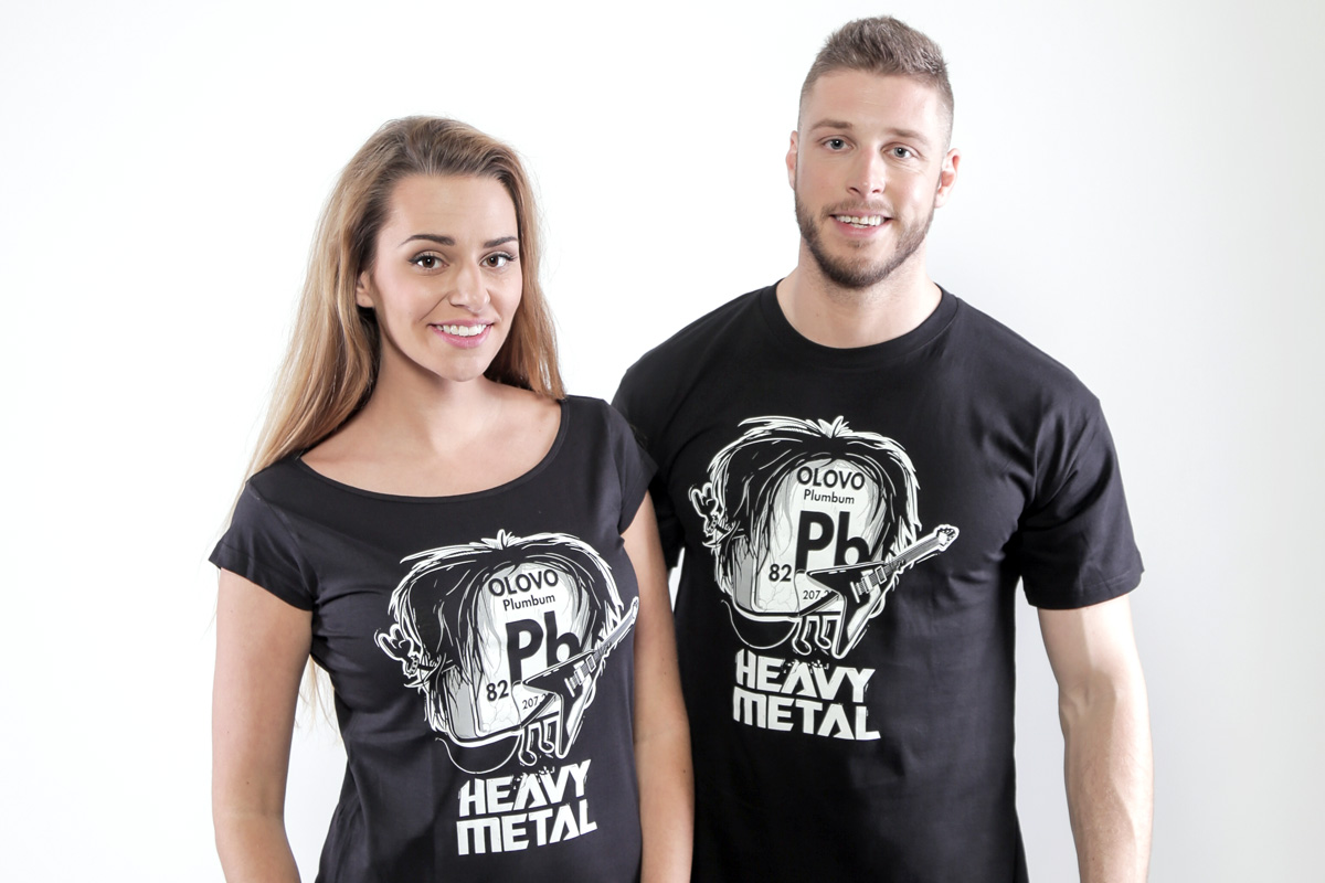 3d0041c1f89 ... náhled - Heavy Metal pánské tričko - starý střih