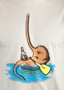 náhled - Žaludek na vodě pánské tričko