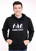 náhled - Oldies party pánská mikina