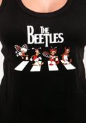 náhled - Beatles dámské tílko