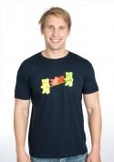 náhled - Gumídci pánské tričko