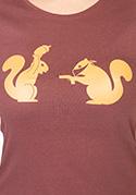 náhled - Veverky dámské tričko