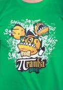 náhled - Piraní gang pánské tričko