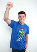 náhled - Hastrman pánské tričko