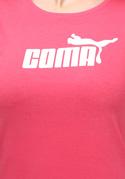 náhled - Coma fuchsiové dámské tričko