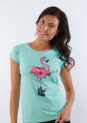 náhled - Plamenomeťák dámské tričko