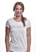 náhled - B 10 bílé dámské tričko