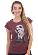 náhled - Lenochod dámské tričko