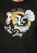 náhled - Old school DJ pánské tričko