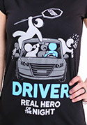 náhled - Driver dámské tričko lodičkové