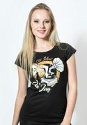 náhled - Old school DJ dámské tričko