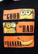 náhled - Hodný zlý a banán pánské tričko