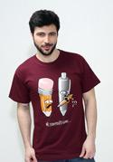 náhled - Používej gumu pánské tričko