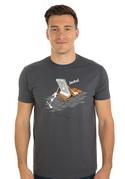 náhled - Jacku šedé pánské tričko