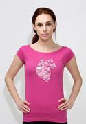 náhled - Srdce bije pro dámské tričko