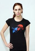 náhled - Vaders evolution dámské tričko