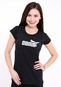 náhled - Coma černé dámské tričko klasik