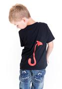 náhled - Černá ovce dětské tričko