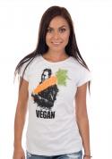 náhled - Vegan dámské tričko