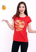náhled - Happy grepy dámské tričko