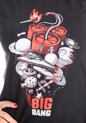 náhled - Big Bang dámské tričko