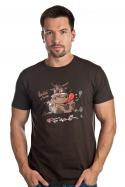 náhled - Hovězí na houbách pánské tričko