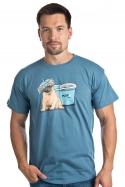 náhled - Mops pánské tričko