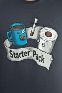 náhled - Starter Pack pánské tričko
