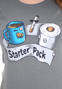 náhled - Starter Pack dámské tričko