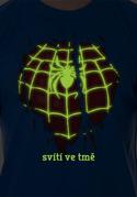 náhled - Spider Inside pánské tričko