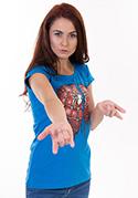 náhled - Spider Inside dámské tričko