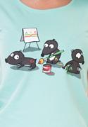 náhled - Pražský krtek dámské tričko