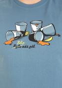 náhled - Pilo nás pět pánské tričko - nový střih